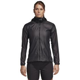adidas TERREX Agravic Alpha Veste à capuche Femme, carbon